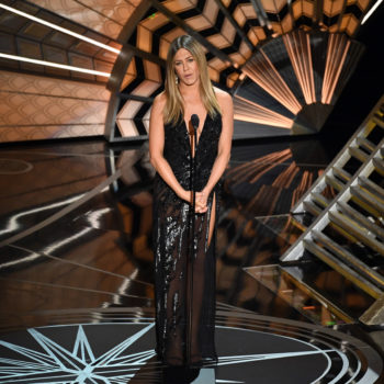 Jennifer Aniston paid tribute to Bill Paxton at the Oscars, made us weepy