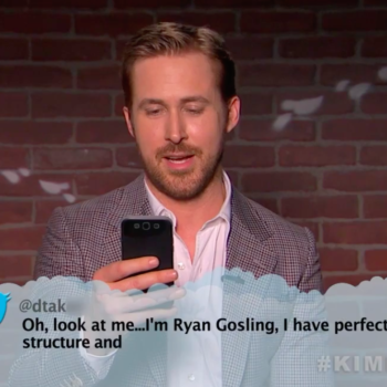 This Oscar edition of Mean Tweets is one for the record books