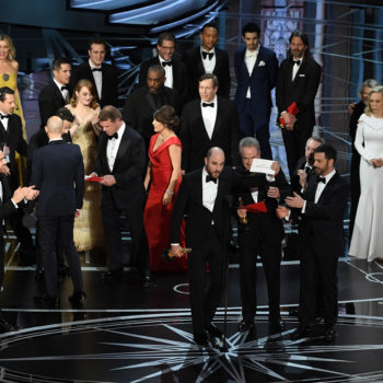 We can't believe what just happened at the Oscars when presenting Best Picture