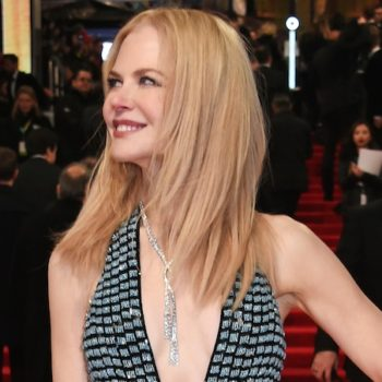 Nicole Kidman looked like a literal Oscars statue at the 2017 Academy Awards