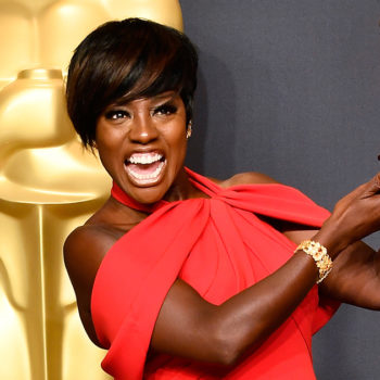Viola Davis just became the first black woman to win an Oscar, Emmy, and Tony for acting