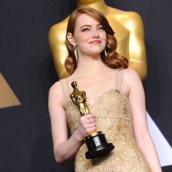 "Emma Stone had the most gracious thing to say about ""La La Land's"" confusing Best Picture loss"