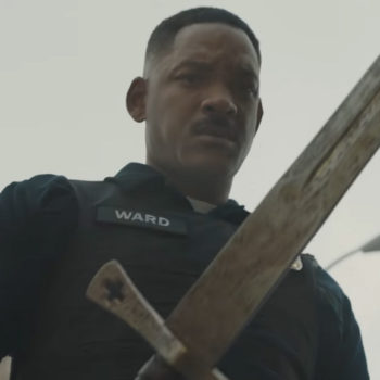 The trailer for Will Smith's new Netflix movie may actually give us nightmares
