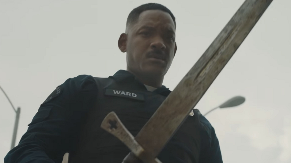 The trailer for Will S... Will Smith Netflix