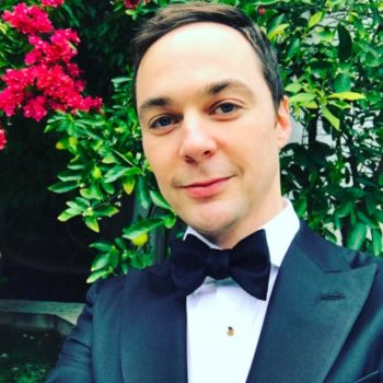 Jim Parsons almost missed the Oscars because he forgot his ID, and yes, we're serious