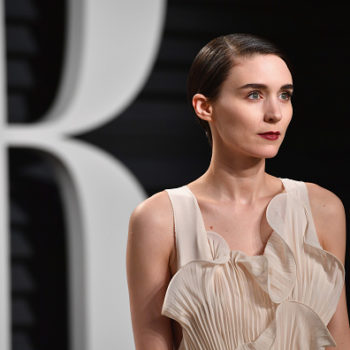 We can't with Rooney Mara's admission that she never tried pie until she was 31