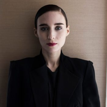 Rooney Mara rocked this eco-conscious H&M gown at the Vanity Fair Oscar Party