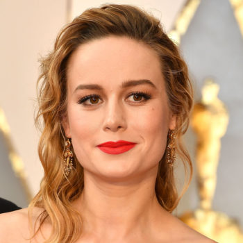 Brie Larson has worn this type of dress not once, but twice — and we're onto her