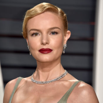 Kate Bosworth's oceanic after-party dress has us gasping for air