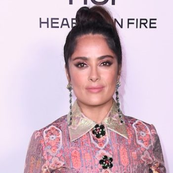 Salma Hayek and Juice Generation are releasing a subscription service of smoothies that double as face masks