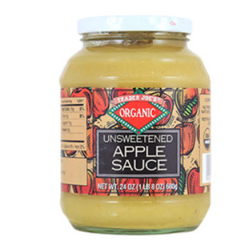 This Trader Joe's applesauce is being pulled from shelves because it could contain something… not edible