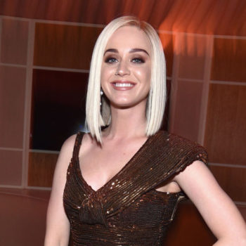 Why yes, Katy Perry and Orlando Bloom ARE the cutest couple at this after-party