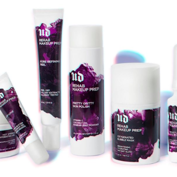 Urban Decay is taking skincare to a whole new level with their upcoming Rehab Makeup Prep line