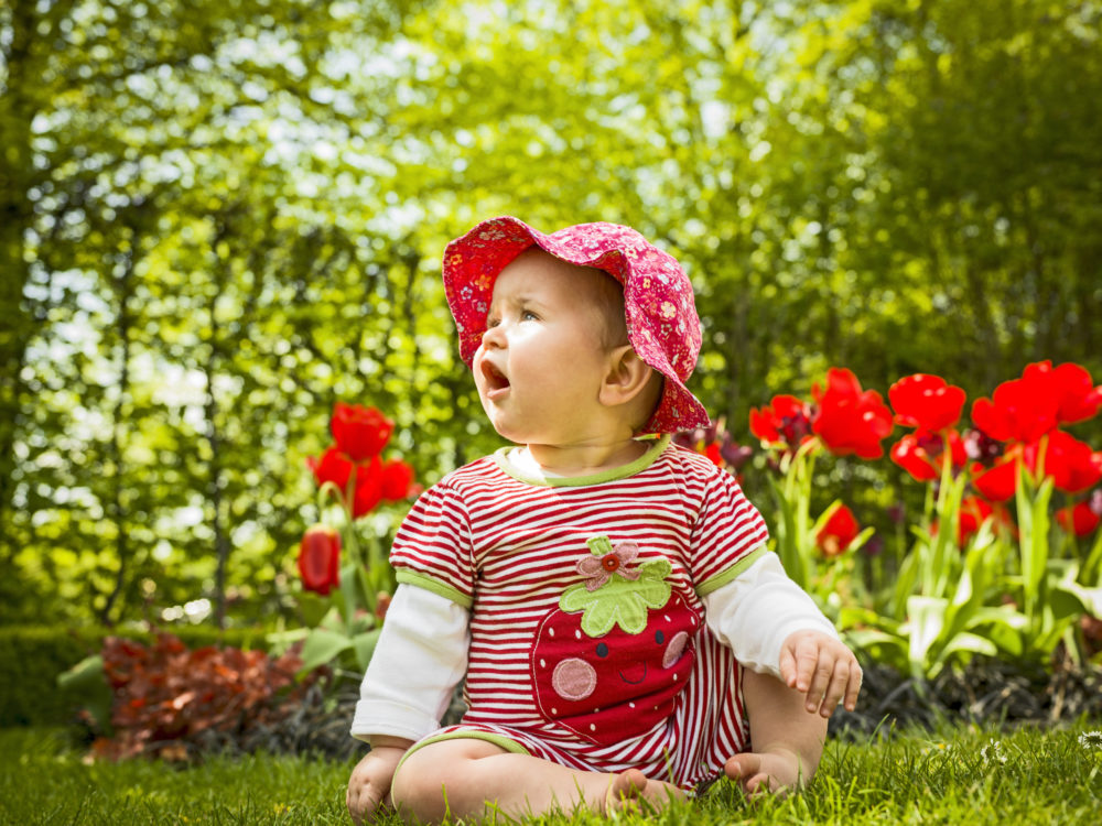 20 flower names that you will want to give your future baby