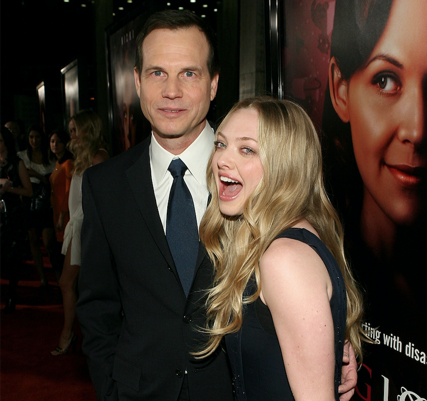 "Amanda Seyfried and Bella Thorne honored their ""father figure"" Bill Paxton with powerful messages of condolence"