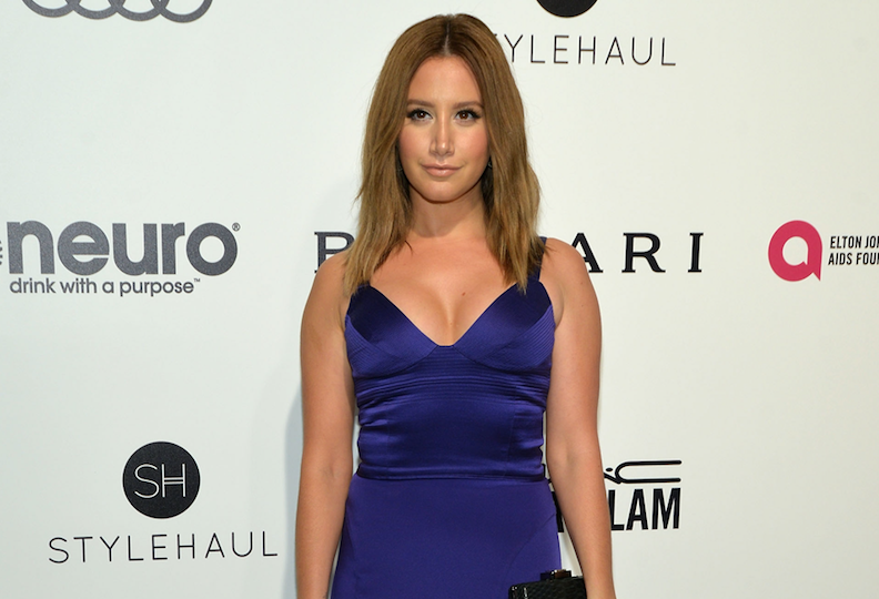 Ashley Tisdale dealt with Twitter body-shamers with intelligence and grace –but she shouldn't have to