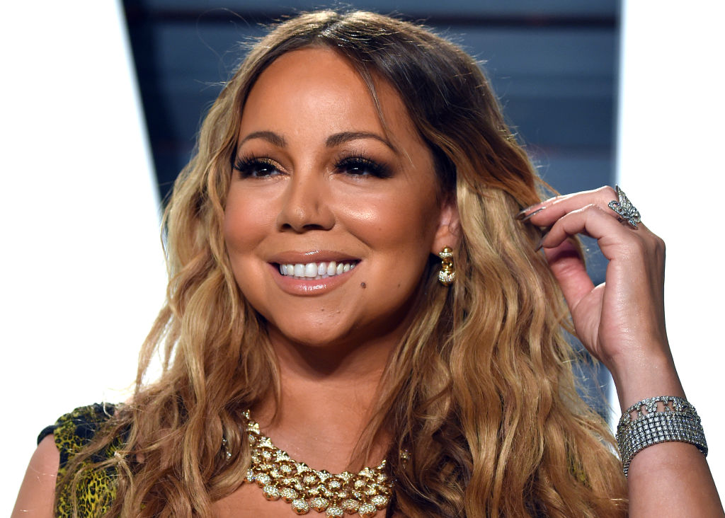 Mariah Carey had a tiger named after her, and they're already BFFs