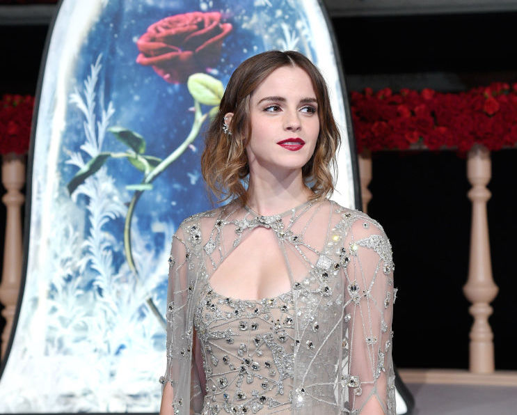 Emma Watson is ready to star in a hip-hop music video in this outfit