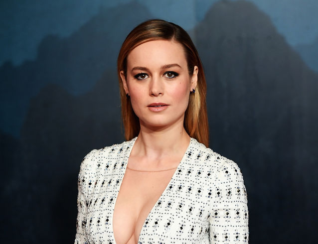 "Brie Larson has clearly mastered the ""incognito celeb at the airport"" look"