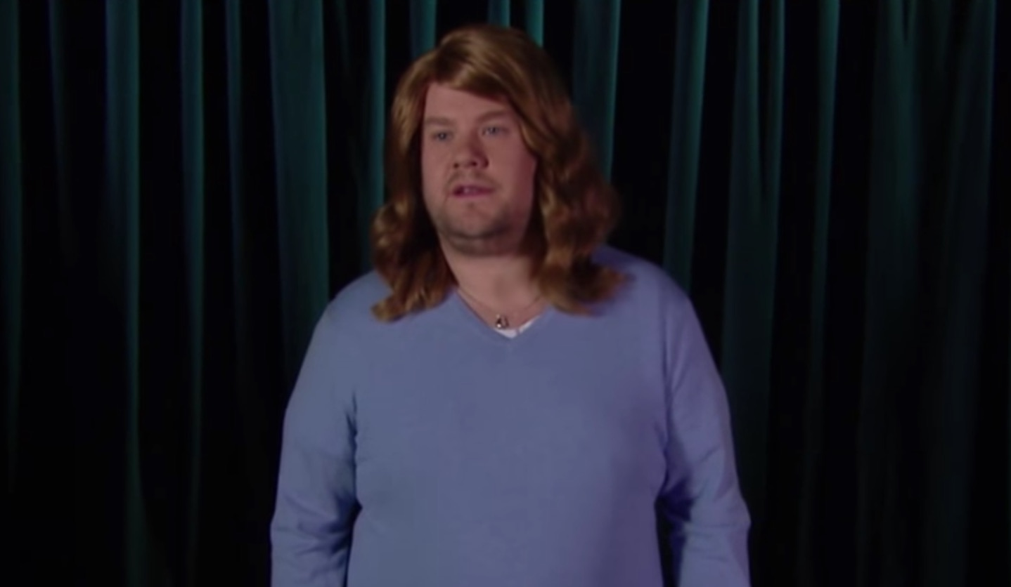 "James Corden's ""La La Land"" audition is a hilarious response to that Oscars snafu"