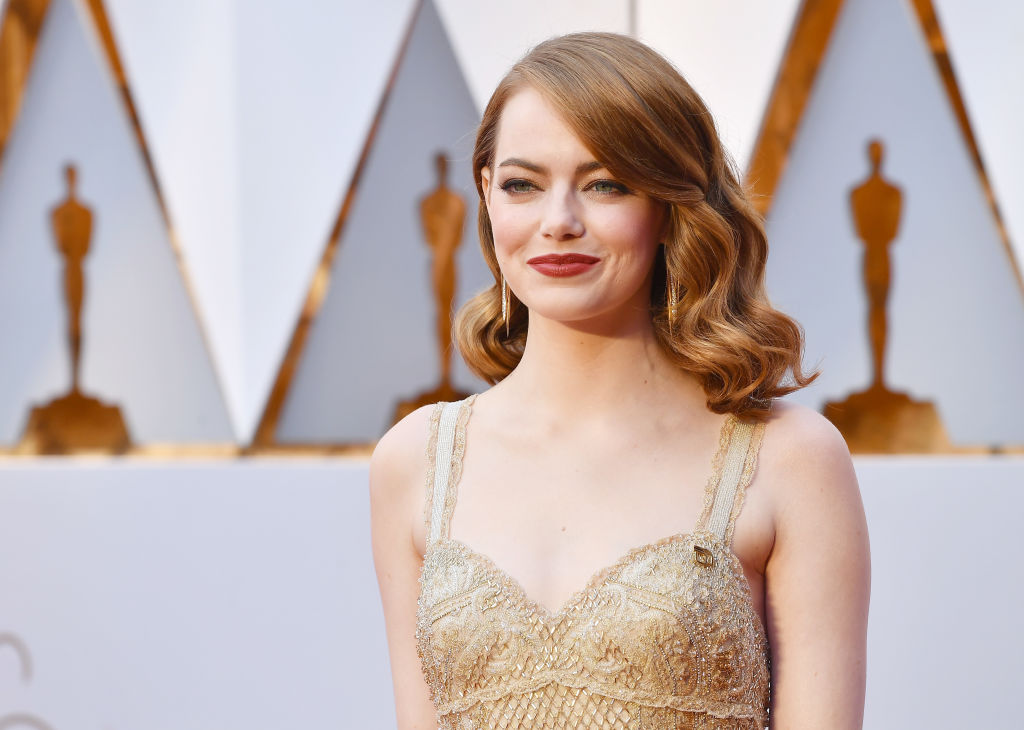 This is what Emma Stone would look like as Batgirl, and she's as badass as we expected