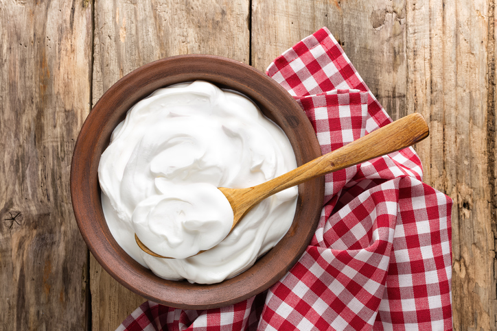 You can make vegan yogurt with just five ingredients