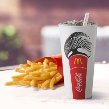 McDonald's Diet Coke DOES taste better than the Diet Coke you buy at the store