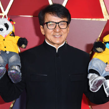 ICYMI: Here's why Jackie Chan brought stuffed animal pandas to the Oscars