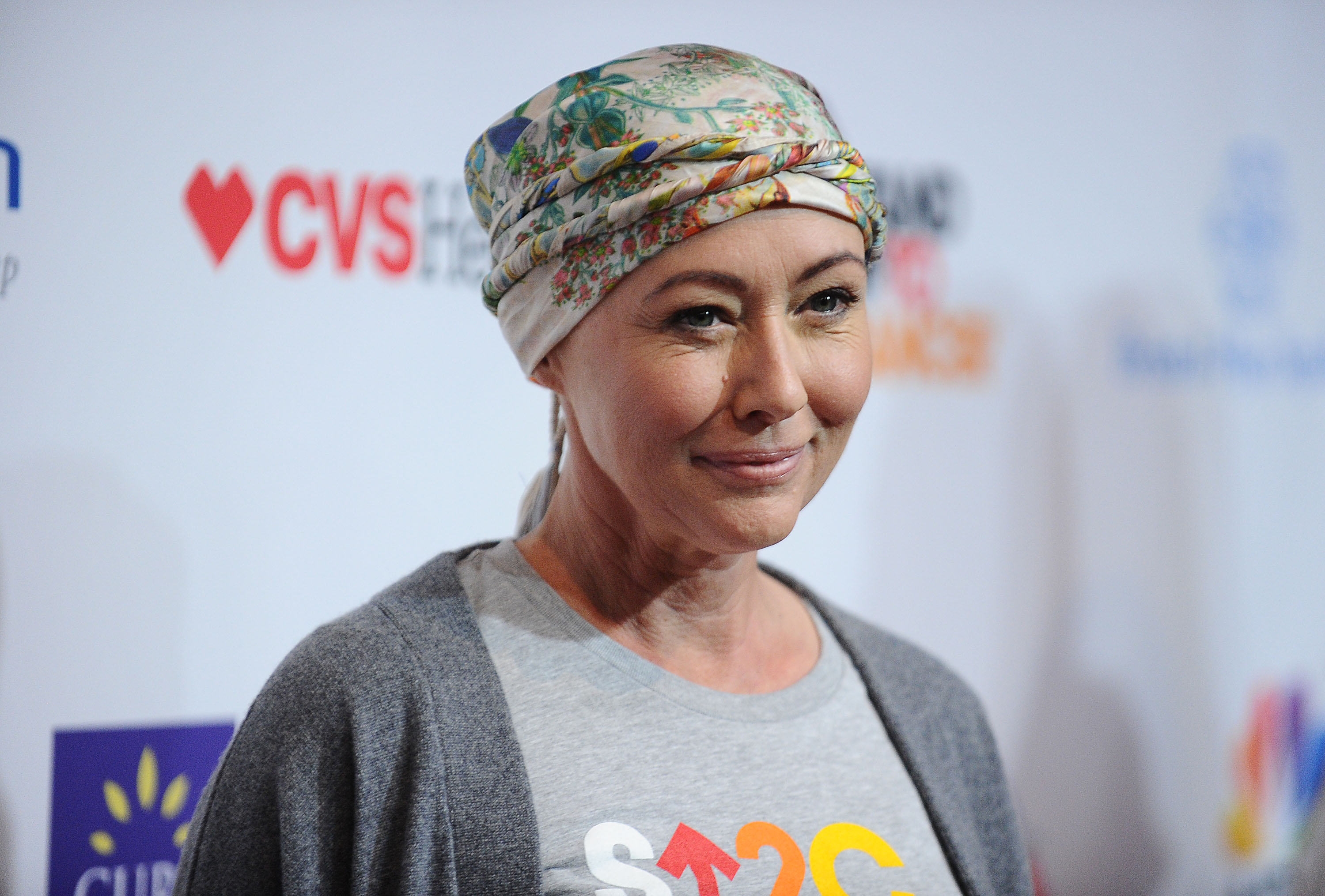 Shannen Doherty posts an emotional Instagram about her cancer recovery