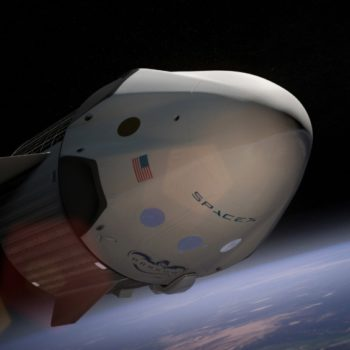 Elon Musk is sending two (super rich) people to the Moon in 2018!