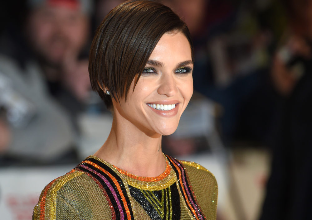 """Ruby Rose just got real about her """"healthy"""" and """"feminist"""" sex life, and we're here for it"""