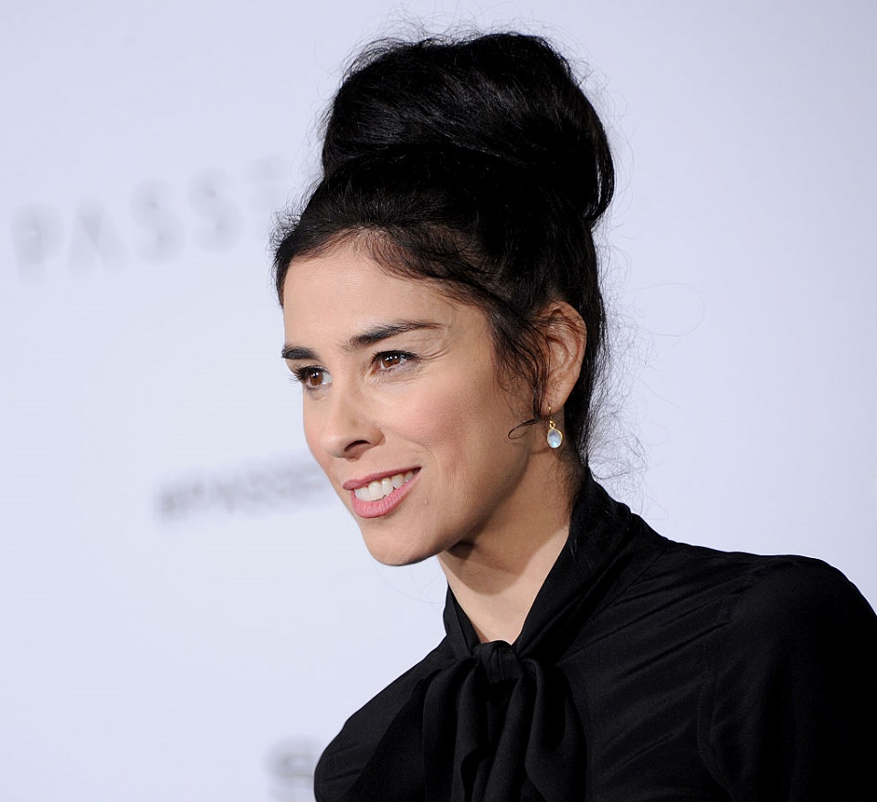 Sarah Silverman got very real about what it's like putting work before motherhood