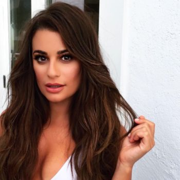 "This teaser for Lea Michele's new single ""Love Is Alive"" makes us want to ugly-cry"