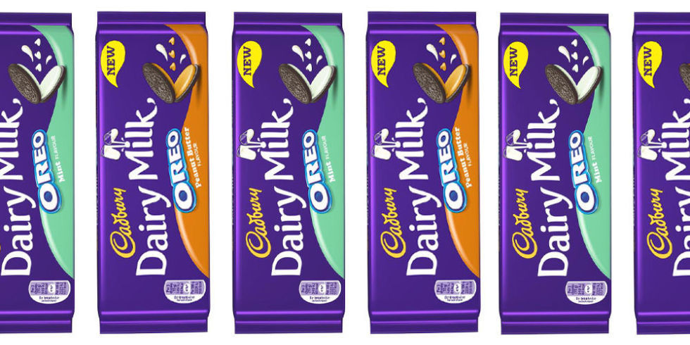 Cadbury just released two new Oreo products, and this is a match made in chocolate heaven