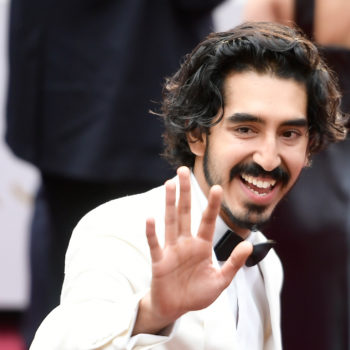 Sorry to ruin your day, but Dev Patel has a girlfriend