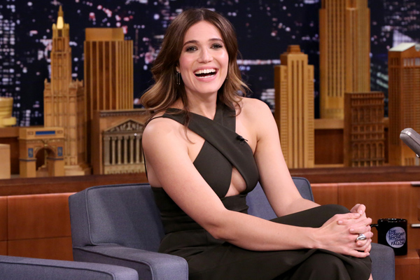 Mandy Moore admits that she and Milo Ventimiglia accidentally act like parents even off camera