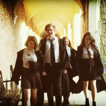 "This British ""School of Witchcraft"" is the closest thing we have to a real-life Hogwarts yet"