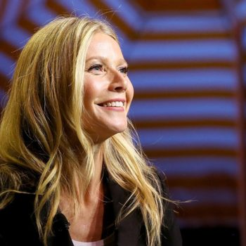 Gwyneth Paltrow shared a rare picture of her boyfriend that was too cute to keep to herself