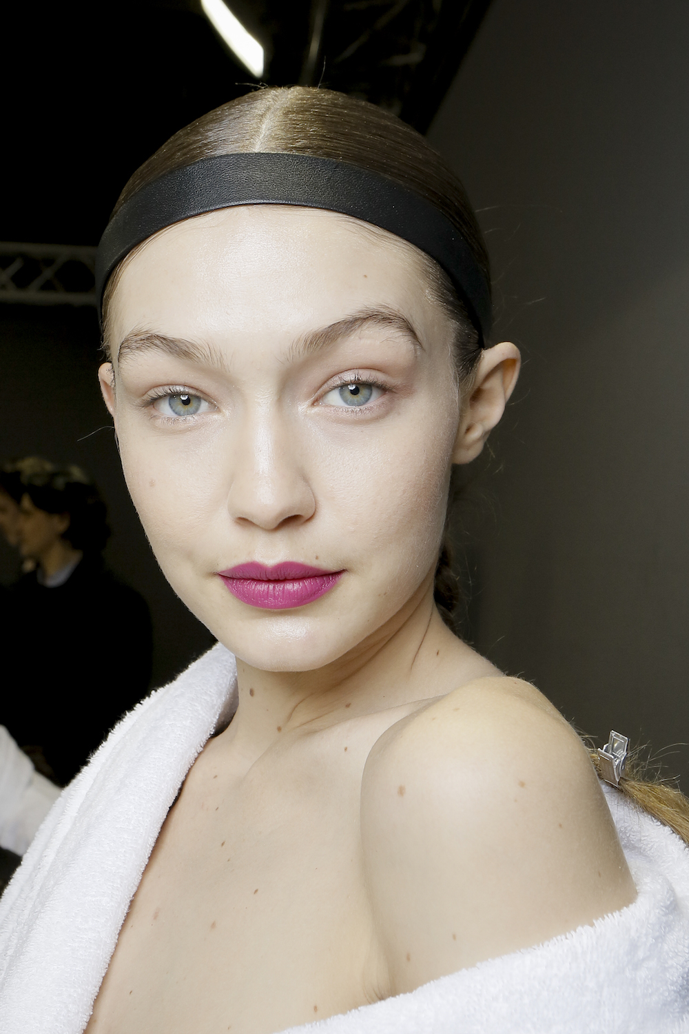 This is the affordable drugstore lipstick Gigi Hadid rocked on the runway, and it's only $5