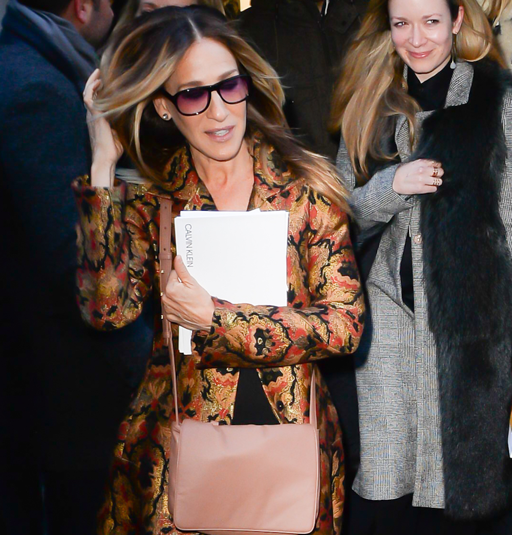 """Sarah Jessica Parker launched an """"essentials"""" handbag line, and now we can channel Carrie Bradshaw"""