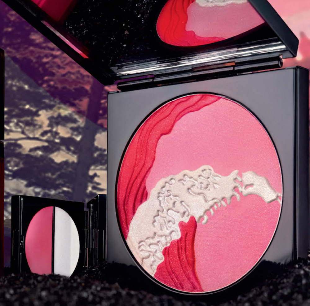 MAC's new collaboration with Taiwanese motion graphic designer is an explosion of powerful colors
