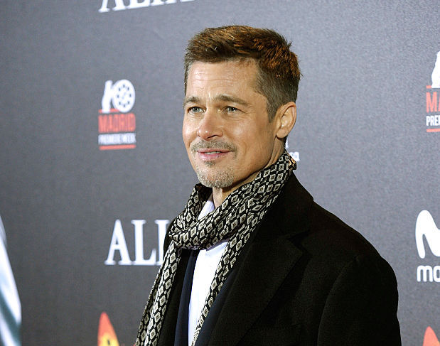 We now know the reason Brad Pitt missed the Oscars (and it's a good one)