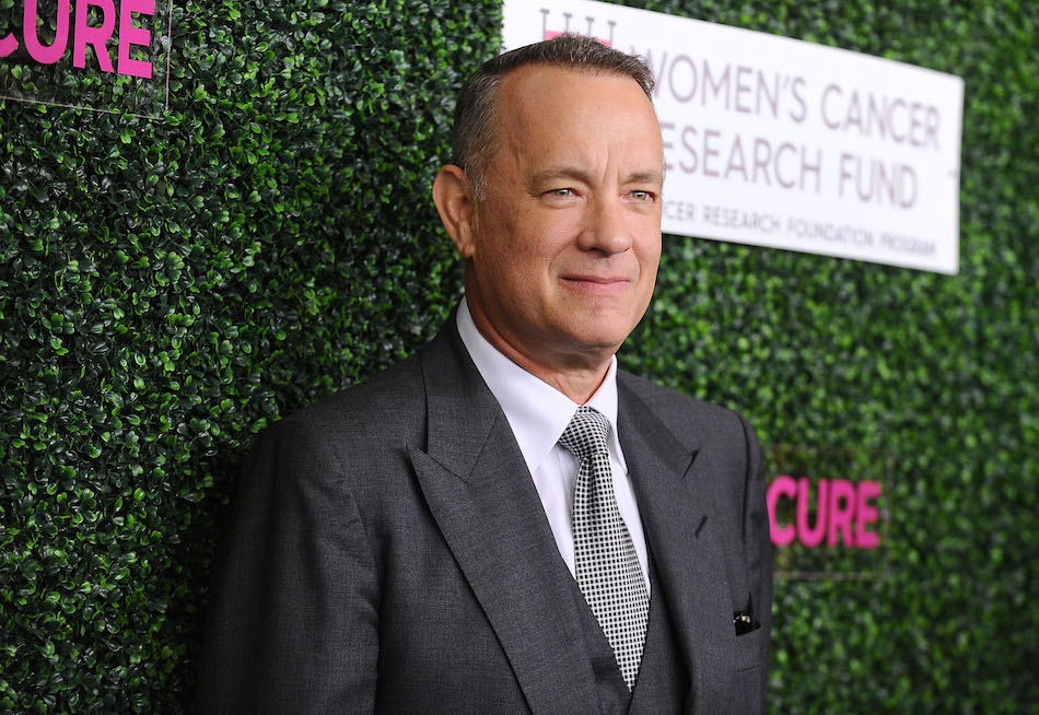 Tom Hanks gifted White House reporters a top-notch coffee machine for an amazing reason