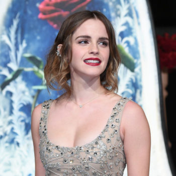 """The internet has a few things to say about Emma Watson's braless photo in """"Vanity Fair"""""""