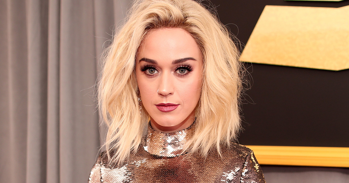 Katy Perry just made a HUGE hair change, and we're feeling it