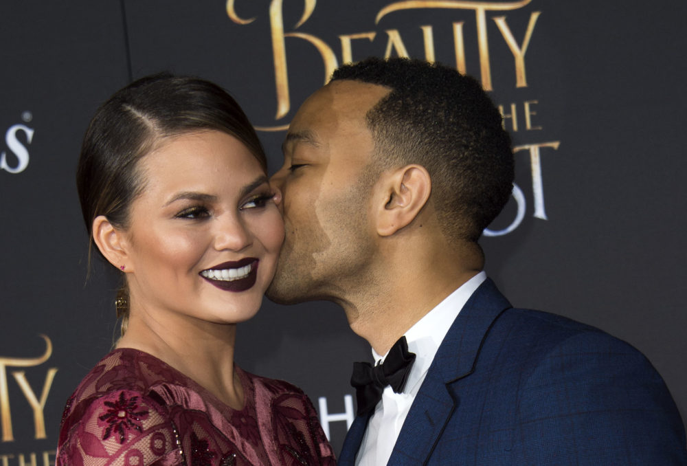 """Chrissy Teigen got brutally honest about the reality of """"having it all"""" as a woman"""