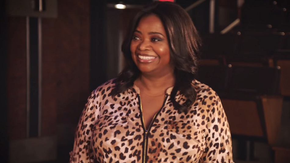 "Octavia Spencer gets adorably lost in her promo for this week's ""Saturday Night Live"""