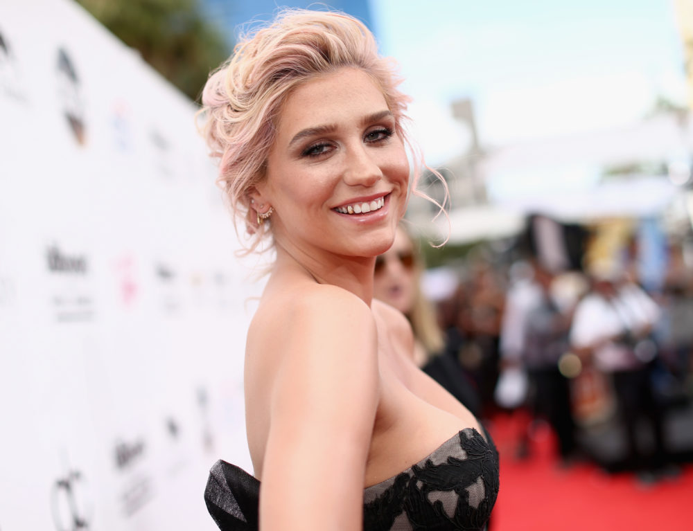 """Kesha just released a powerful message for eating disorder sufferers that reminds us """"recovery is possible"""""""