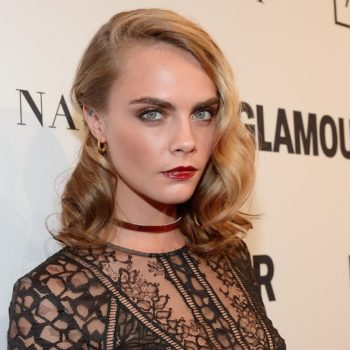 Cara Delevingne playing an iconic piano ballad is exactly what we needed to finish out the week