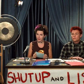 """Lilly Moscovitz from """"The Princess Diaries"""" wants to start an actual """"Shut Up and Listen"""" podcast"""